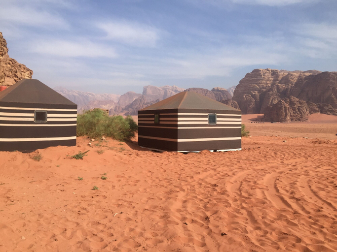 Bedouin Host Camp, Quaira
