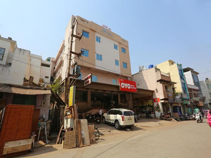 OYO 9096 Hotel City Star, Raipur