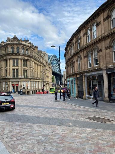 Mosley Street, Newcastle City Getaway, North Tyneside
