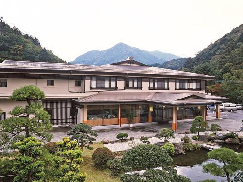 Itoen Hotel Shima, Nakanojō