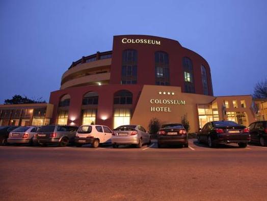 Colosseum Hotel, Mórahalm