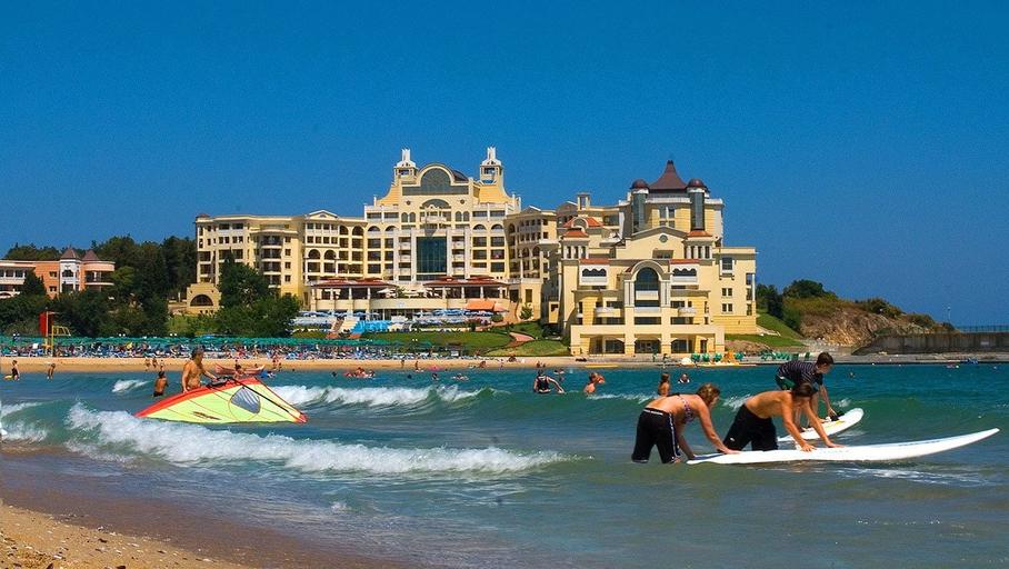 Duni Royal Resort - Marina Royal Palace - All Inclusive, Sozopol