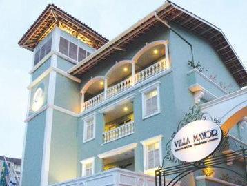 Villa Mayor, Fortaleza