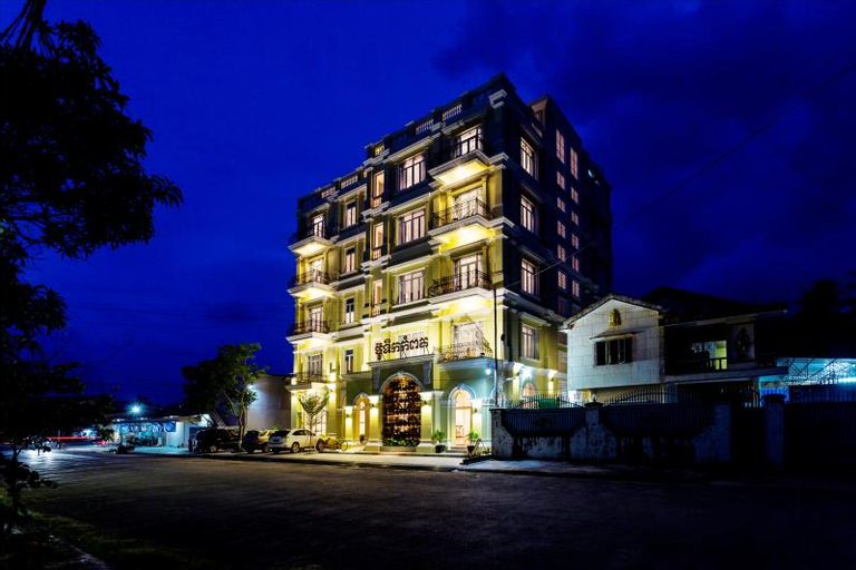 Boutique Kampot Hotel, Kampong Bay