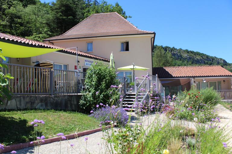 Hôtel-Gîte La Peyrade, Lot