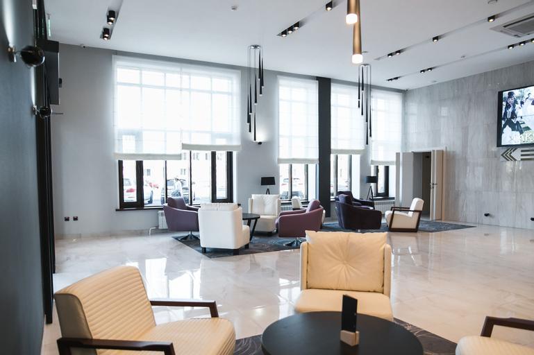 Business-Hotel Asia, Minusinskiy rayon