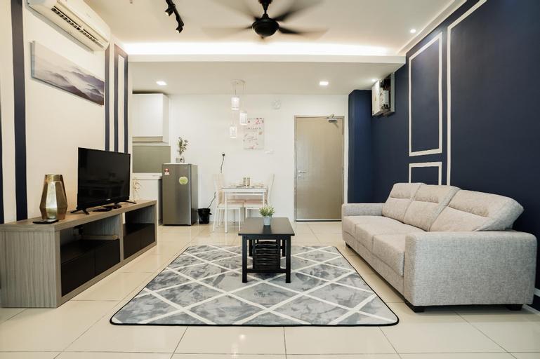 Pinstay Maison Suites @ITCC Manhattan Suites, Penampang