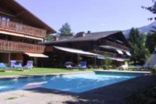 Alpine Lodge, Saanen