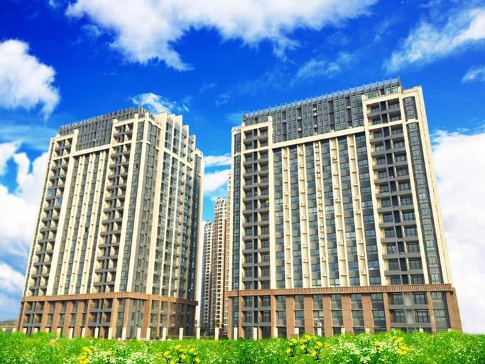 Bedom Apartments Haiyi International Yantai, Yantai