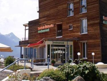 Das Hotel Panorama, Oberhasli