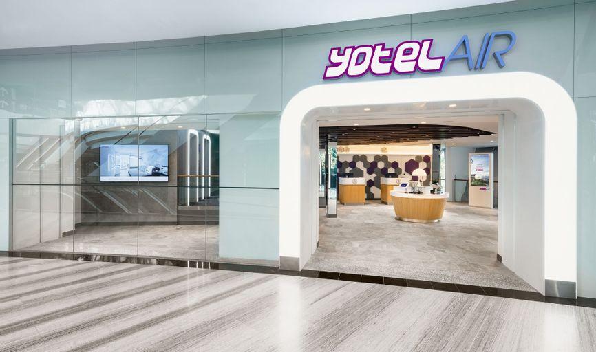 YotelAir Changi (SG Clean), Changi