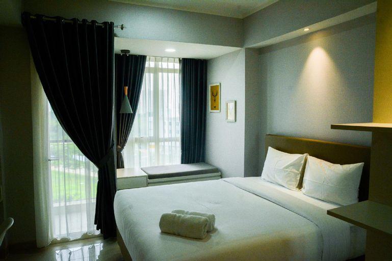 Luxurious Studio The Oasis Apartment By Travelio, Cikarang
