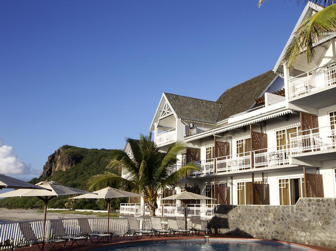 Hotel Le Boucan Canot, Saint-Paul