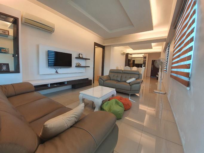 Kinta Riverfront Family Suite, Kinta