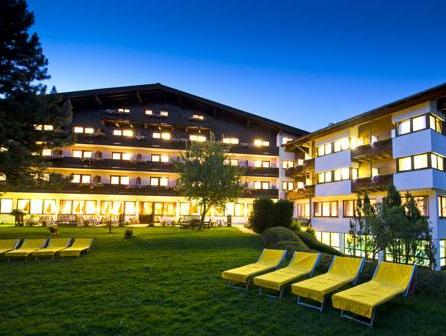 Hotel Sonnalp, Kitzbühel