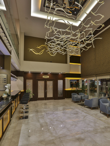 Teymur Continental Hotel, Şehitkamil