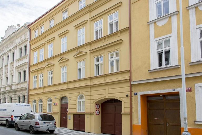 Limes Apartments, Praha 8
