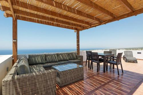 Joya Cyprus Mermaid Penthouse Apartment,
