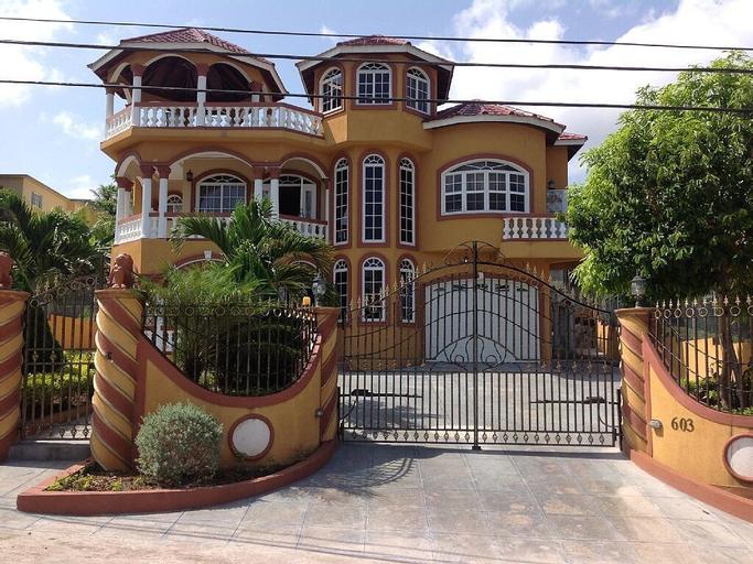 Cazwin Villa,