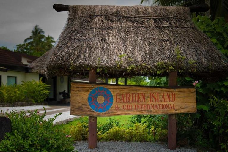 Garden Island Resort, Cakaudrove