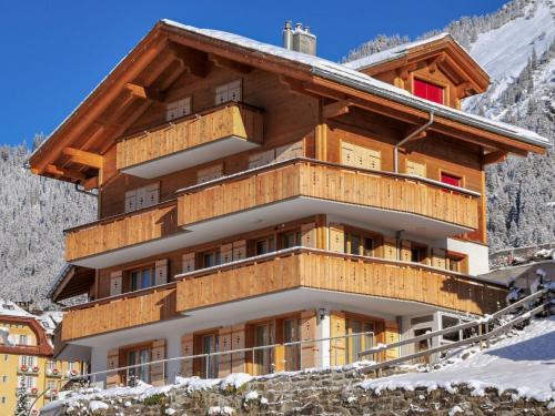 Apartment Silberhorn-2, Interlaken
