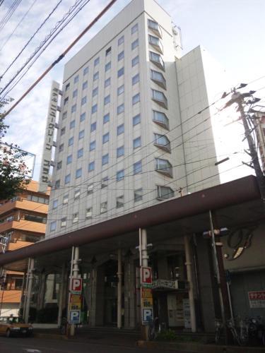 Hotel New Green Plaza, Nagaoka