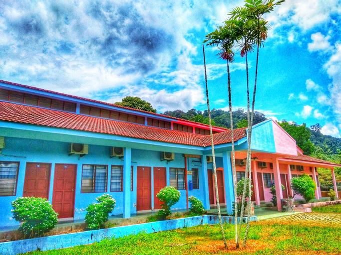 Funky Hostel 2 @TamanNegara Pahang., Jerantut