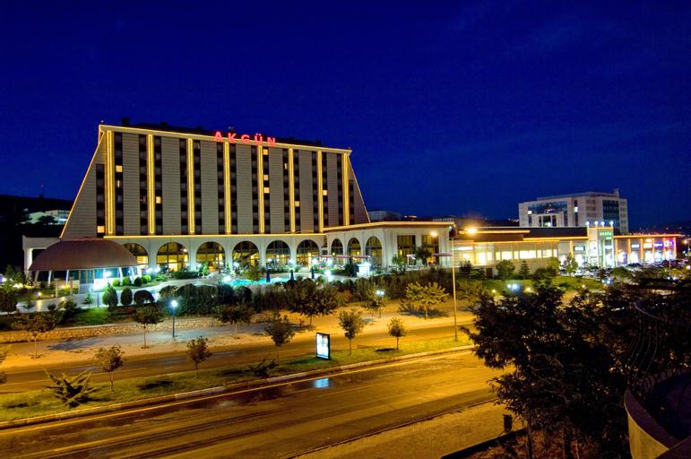 Akgun Elazig Hotel, Merkez
