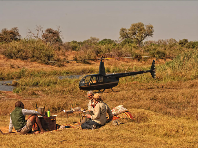 Camp Linyanti, Chobe