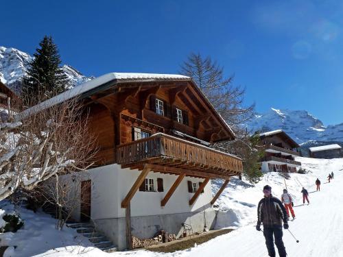 Chalet Watterlucke, Interlaken