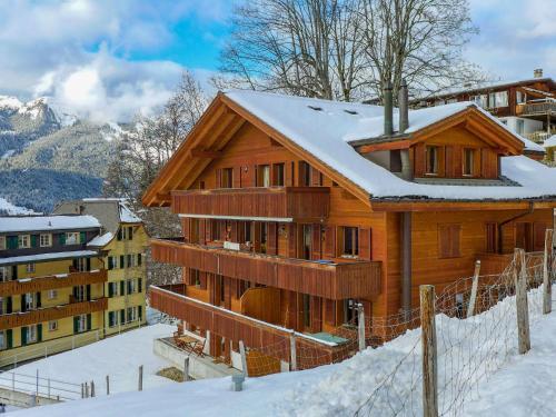 Apartment Roossihuus, Interlaken
