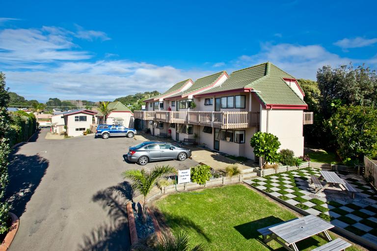 Aquarius Motel, Whakatane