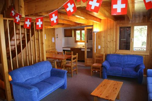 Fontannets COSY & MOUNTAIN chalets, Sion