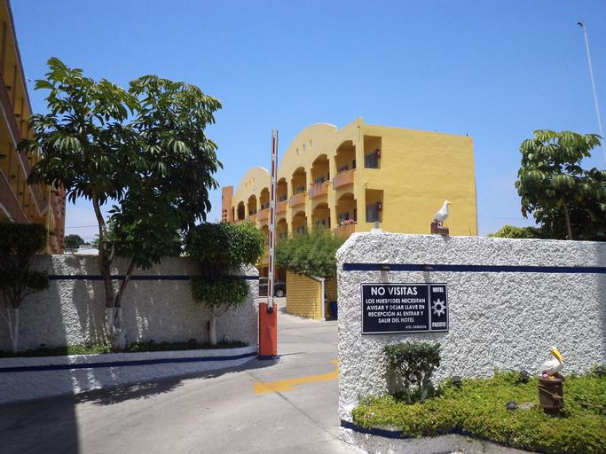 Hotel Pacific, Tijuana