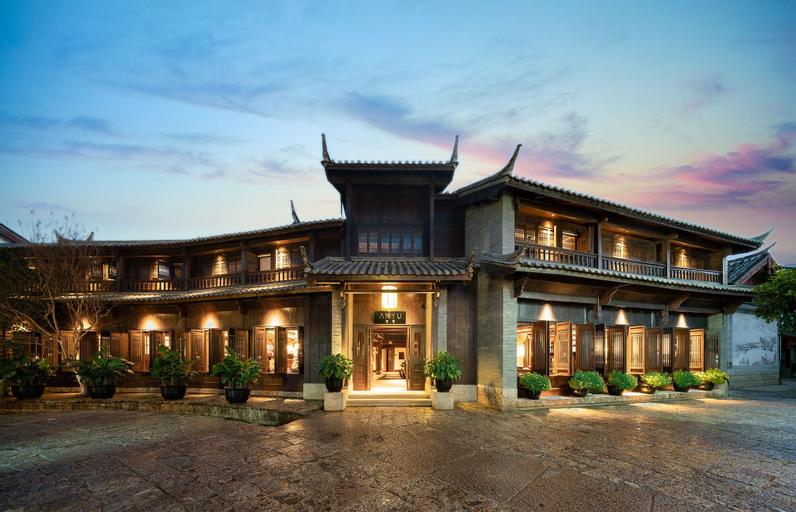 Anyu Dayan Hotel, Lijiang