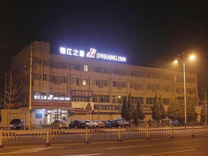 Jinjiang Inn Yantai Fushan District Fuhai Road, Yantai