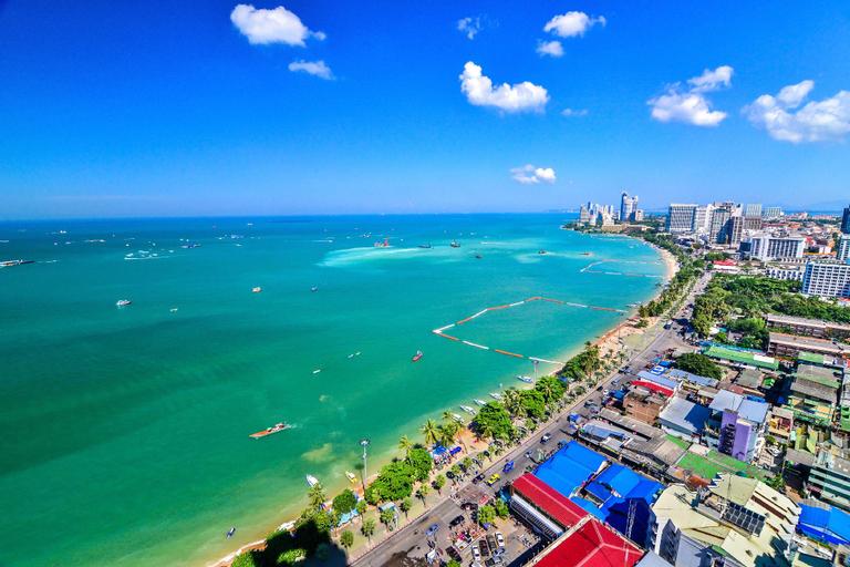 Jomtien Beach Paradise, Pattaya