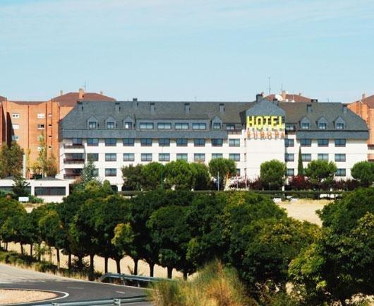 Hotel Europa Centro, Palencia
