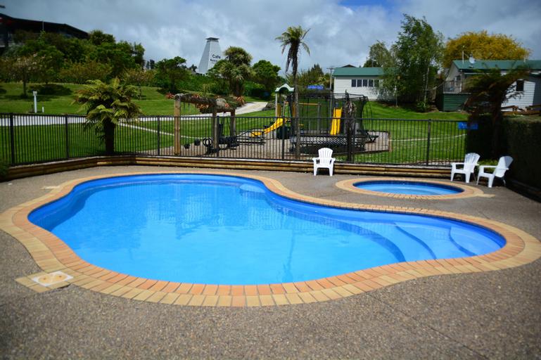 Waitomo Top 10 Holiday Park, Waitomo