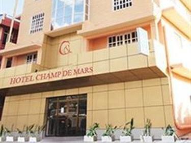 Champ de Mars Hotel,