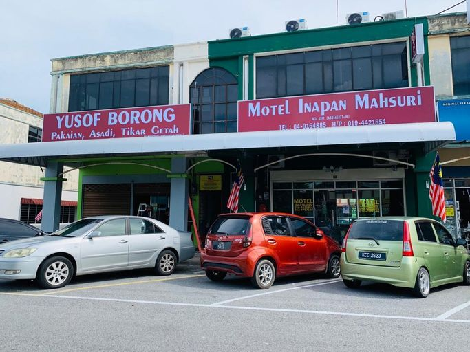 Motel Inapan Mahsuri, Kubang Pasu