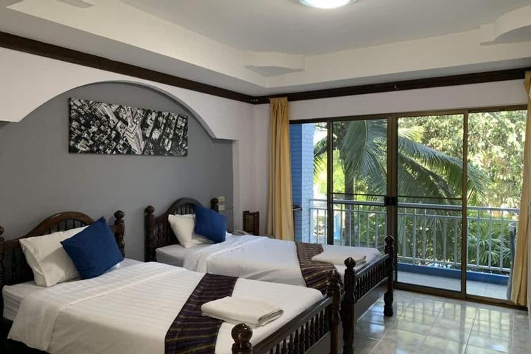 Blue Garden Resort, Bang Lamung
