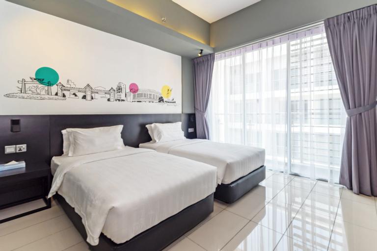 Dailypod Service Suites, Kota Kinabalu