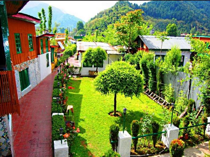Hotel New Green View, Srinagar