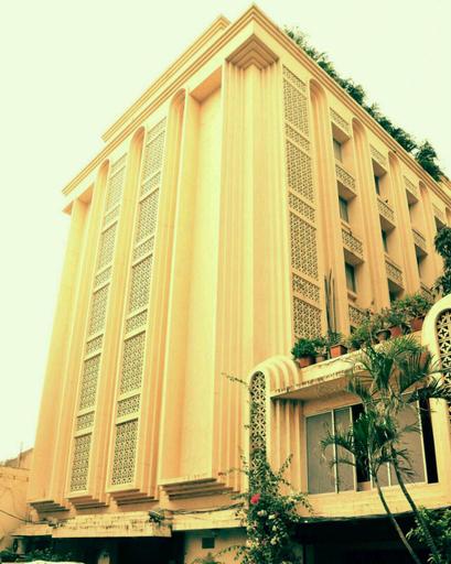 Hotel Mogul Palace, Mumbai City