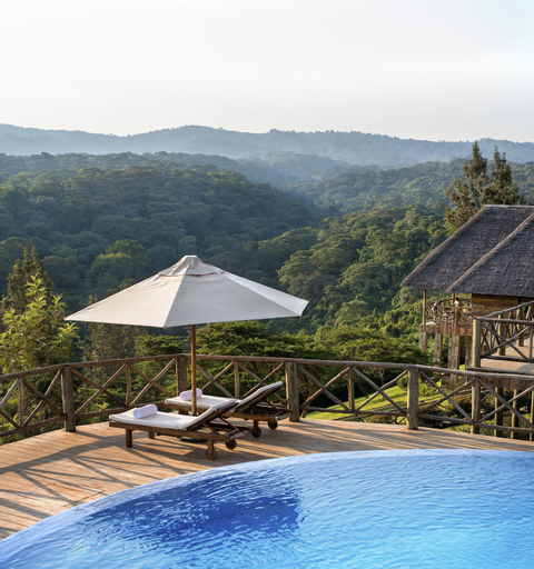 Neptune Ngorongoro Luxury Lodge - all inclusive, Ngorongoro