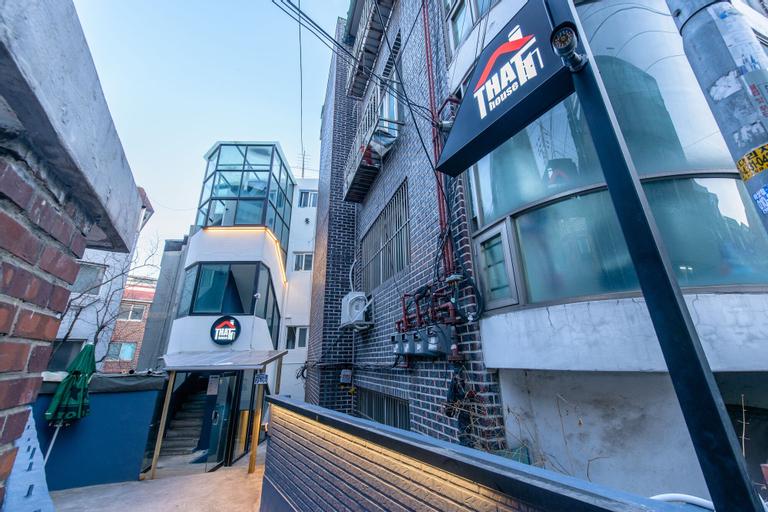 THAT HOUSE Itaewon - Hostel, Yongsan
