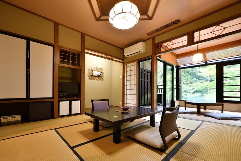 Shima Onsen Tsuruya, Nakanojō