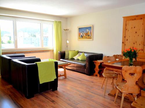 Apartment Chesa Ova Cotschna 306, Maloja
