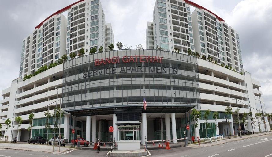 Bangi Gateway Service Apartments - Garden View LG, Hulu Langat